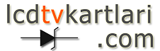 LCD TV KARTLARI